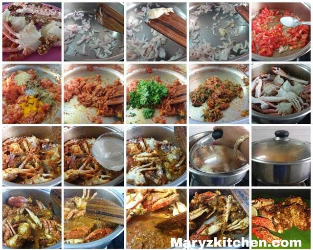Crab Recipe Mary S Kitchen