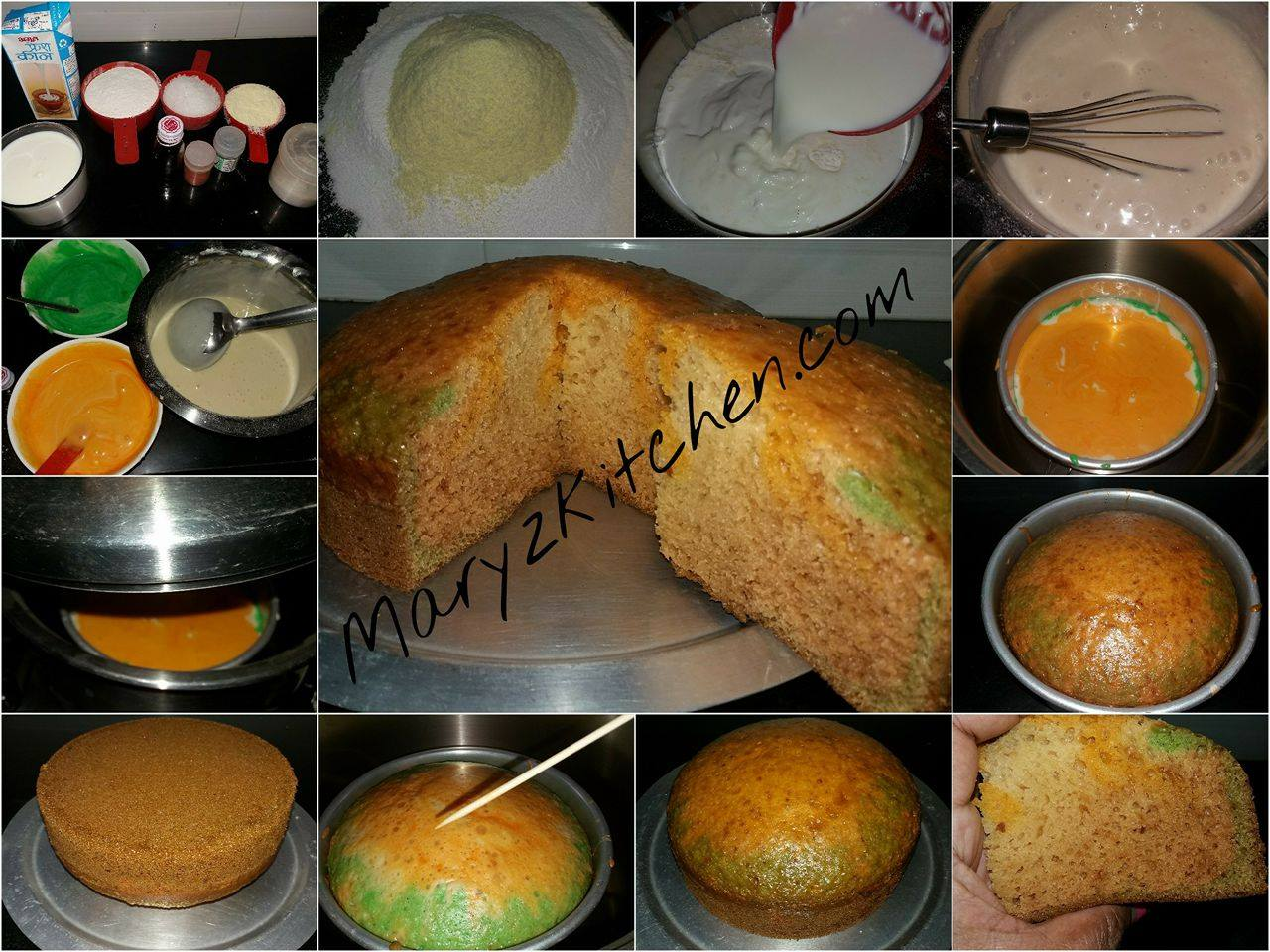 Baking cake without oven recipe marys kitchen baking without oven forumfinder