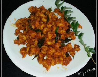 South Indian Style Prawn Fry Archives Mary S Kitchen
