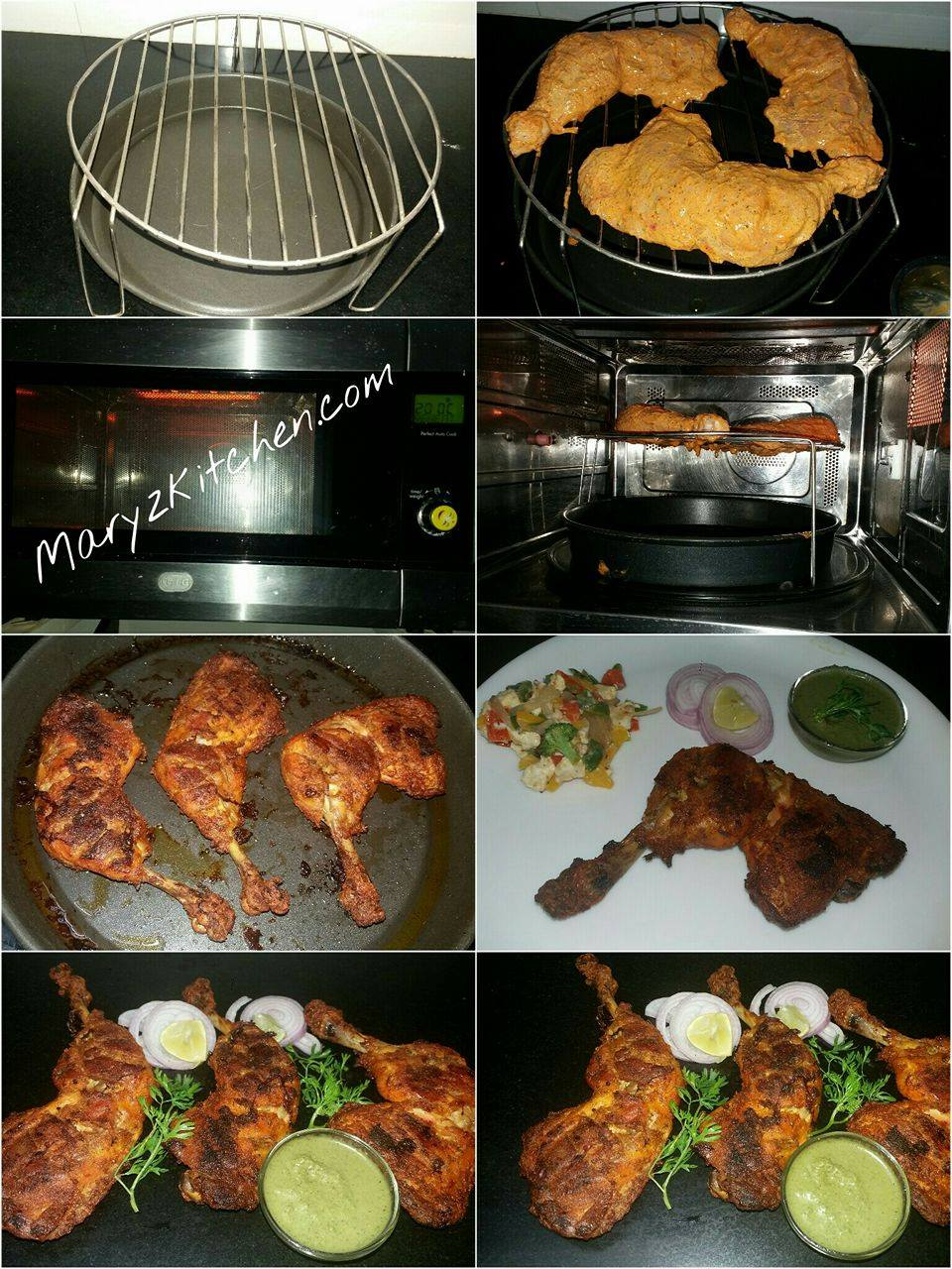 Tandoori Chicken Mary S Kitchen