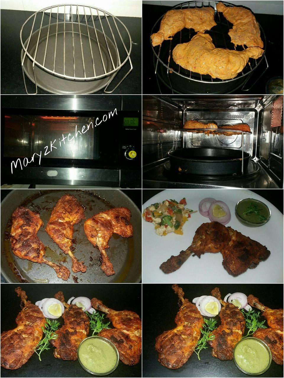 Tandoori kitchen - Tandoori Chicken