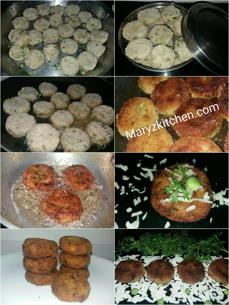 Poha cutlet recipe - Mary's Kitchen