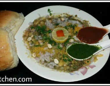 Ragda pav - Mary's Kitchen