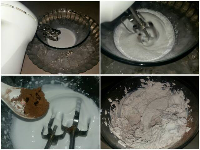 Eggless Cake Decoration At Home : Eggless truffle cake - Mary s Kitchen