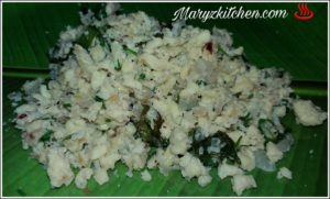 STIR FRY EGG / EGG PORIYAL